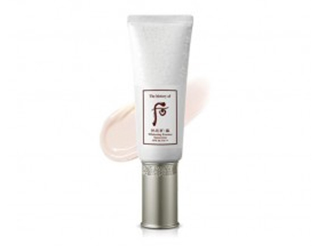 THE HISTORY OF WHOO WHITENING ESSENCE SUNSCREEN