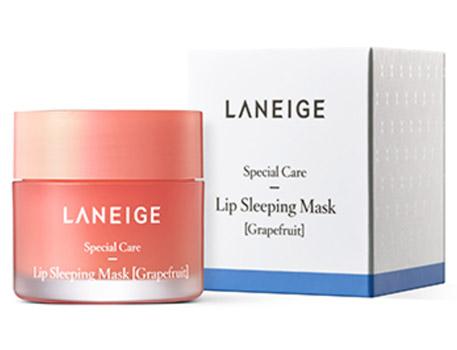 Lip Sleeping Mask 20G (Grapefruit)