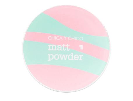 Matt Mint Powder